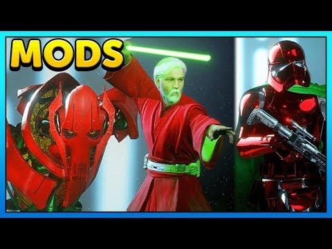 Santa Obi-Wan - Star Wars Battlefront 2 Christmas Mod Showcase! thumbnail