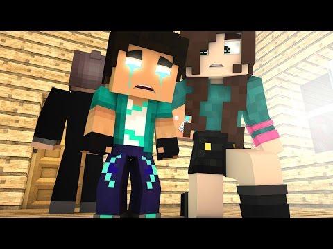 Minecraft VIDA : MEU PAI É AUSENTE !!! #11
