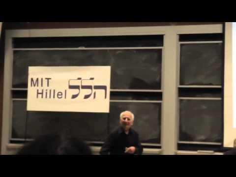 Latke Hamentashen Debate 2011 Professor Ezekiel