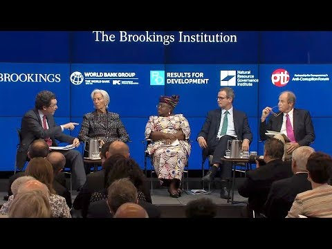 Transparency, corruption, and sustainable development - Opening remarks & the global perspective