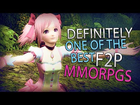 Phantasy Star Online 2 (PSO2) - I Forgot How Amazing This MMORPG Is!!