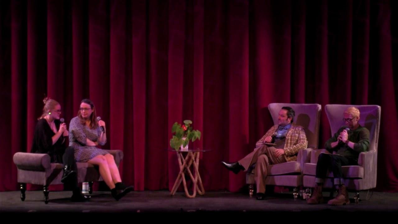 Spotlight on Stage: Morgan Tarrant & Lib Kane
