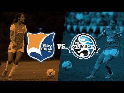 Sky Blue FC vs. FC Kansas City