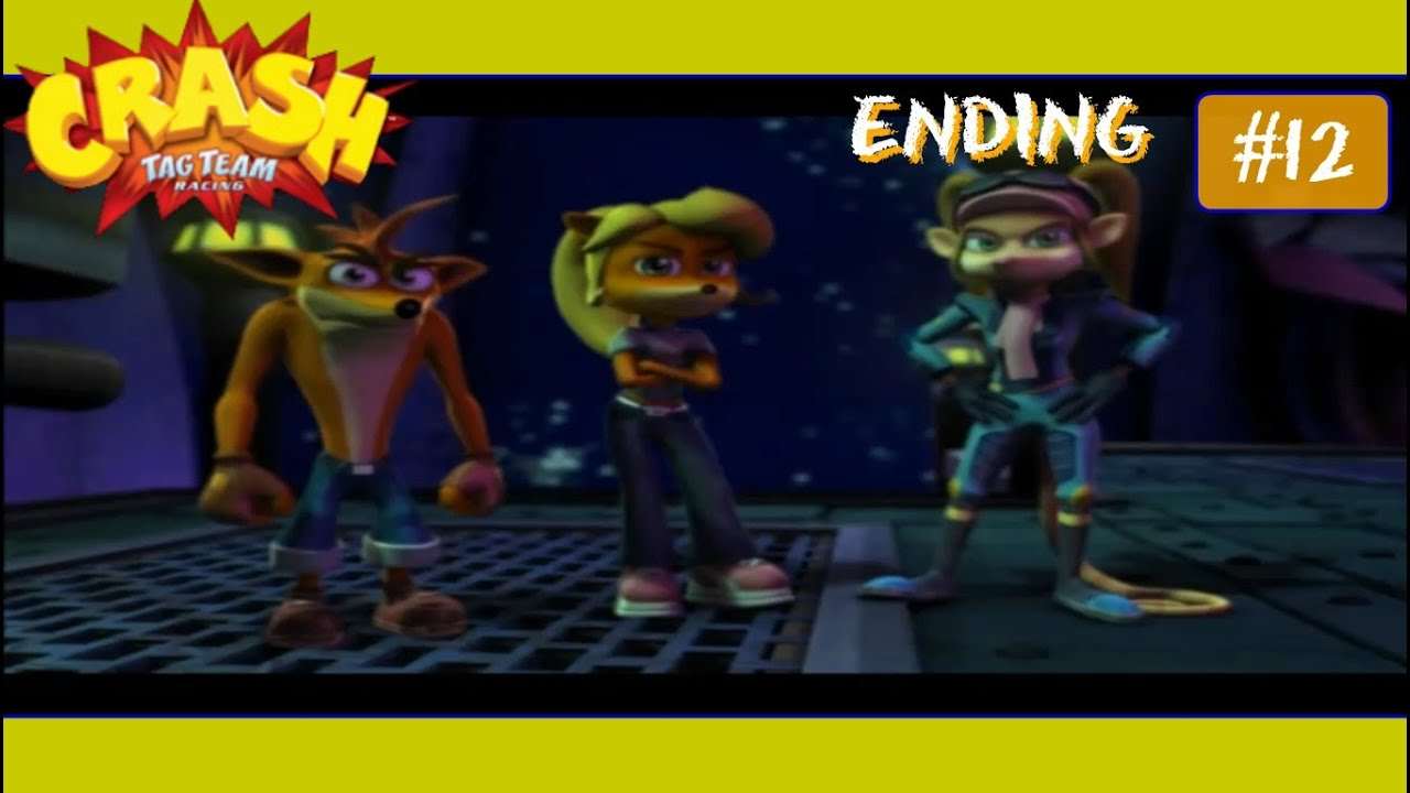 The New Park Owner (ENDING) || Crash Tag Team Racing ...