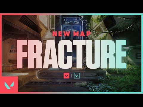 Uncover Fracture // Official Map Teaser - VALORANT