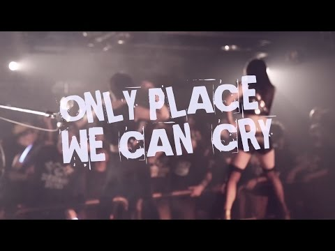 絶叫する60度 with 6% is MINE「ONLY PLACE WE CAN CRY」MV(Debut Single「ONLY PLACE WE CAN CRY e.p.」収録)【公式】