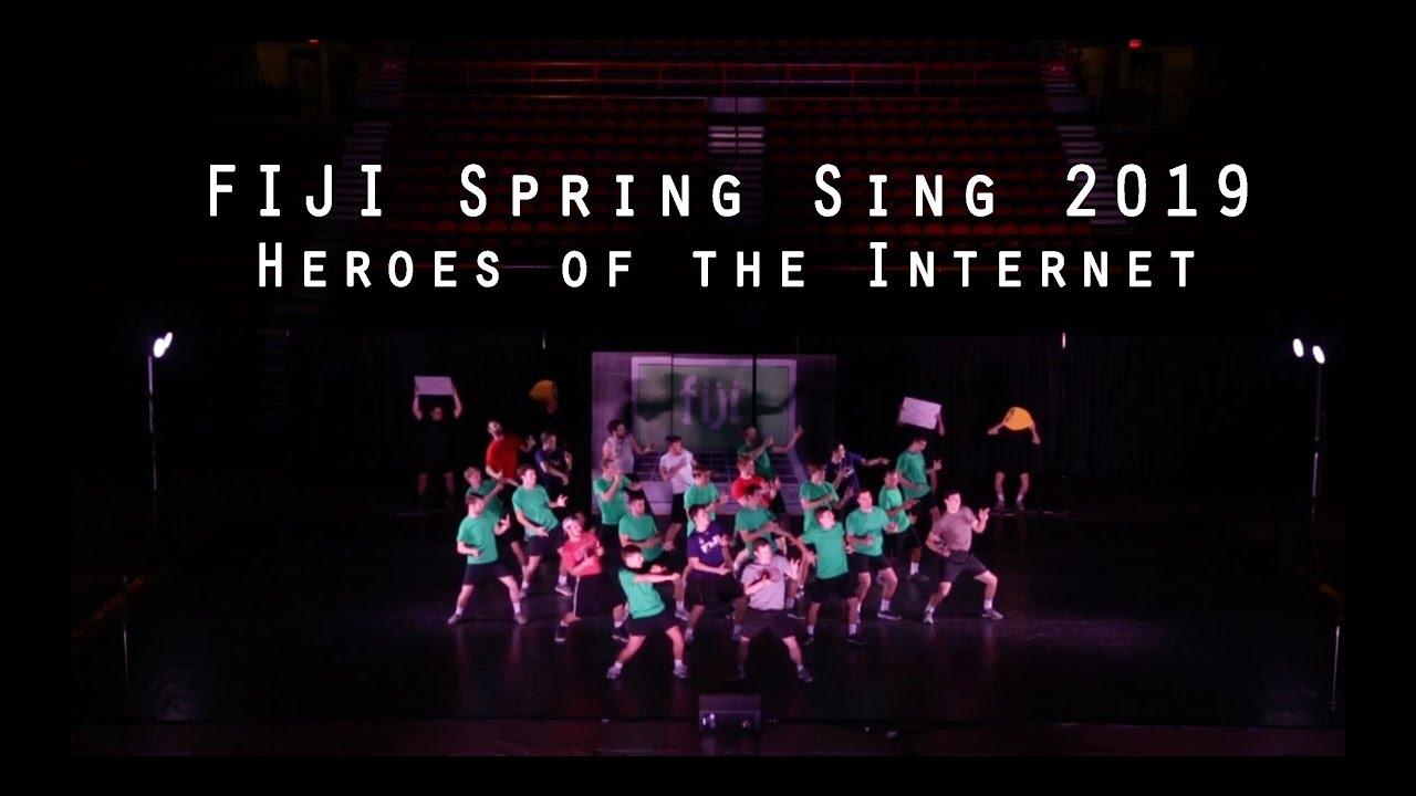 551bd88dcae016 FIJI Spring Sing 2019 - YouTube