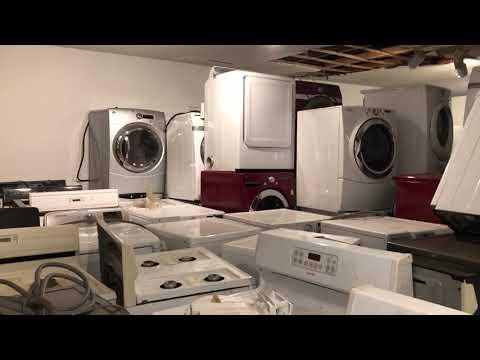 Massive Wholesale Appliance Warehouse- Danny's Appliance