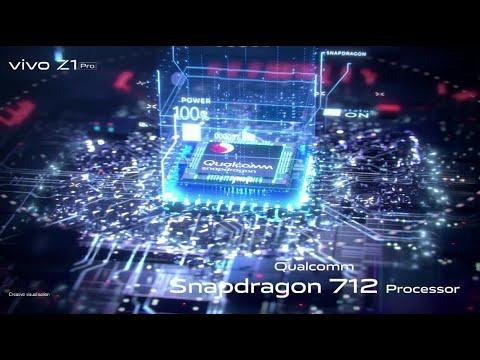 Speed Up | Snapdragon 712AIE | #FullyLoaded #vivoZ1Pro