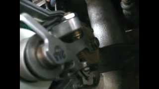 Mercedes W124 throttle body M111 part1
