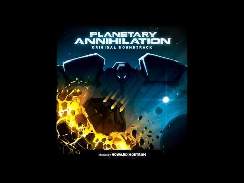 Howard Mostrom - Planetary Annihilation Original Soundtrack - 11 A Strange New World [44100Hz]