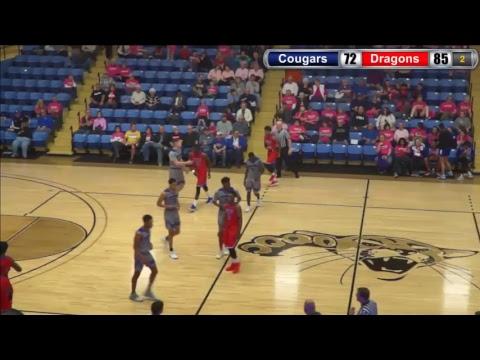 Blue Dragon Men's Basketball at Barton
