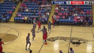 Blue Dragon Men's Basketball at Barton thumbnail