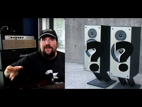 AMAZING Studio Monitors for CHEAP?  And I mean cheap...