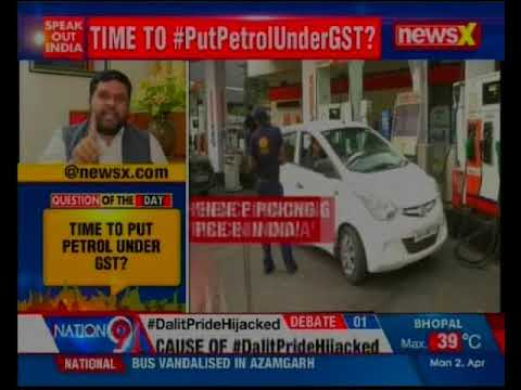 Bizarre fuel shock stuns us; time to put petrol under GST? — Speak Out India