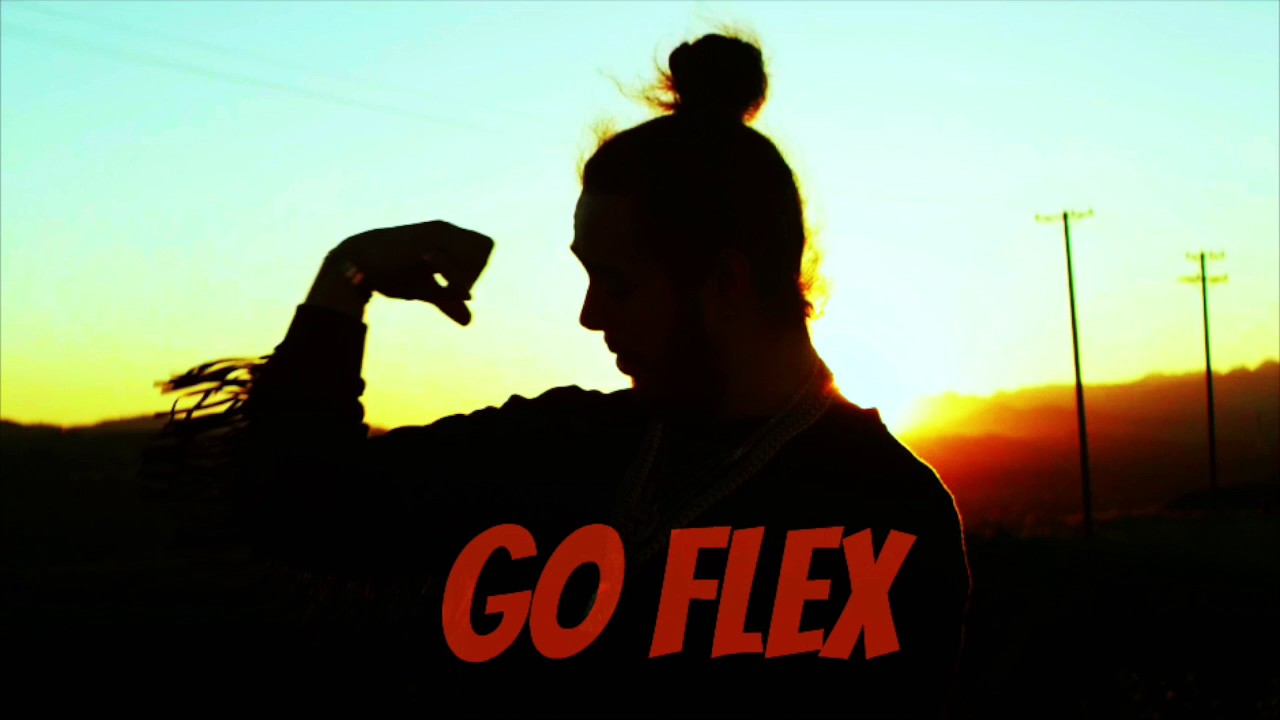 Post Malone - Go Flex Instrumental w/ hook - YouTube