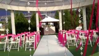 видео Выездная регистрация брака в Ротонде