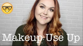 Makeup Use Up Update #3!