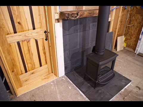 Jotul F100 Wood Stove Unboxing, Setup And Initial Review