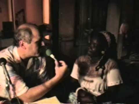 Rita Marley on KOMO radio, 1990