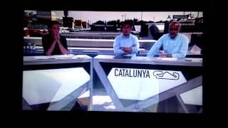 Muere Luis Salom en Directo Part 1