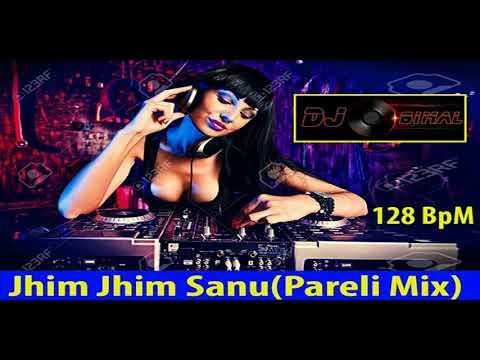 New Nepali Lok Geet - Jhim Jhim sanu (DJ Bimal Mix 2017) - 128 Bpm