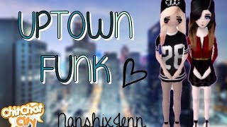 Chit Chat City - Uptown Funk Music Video