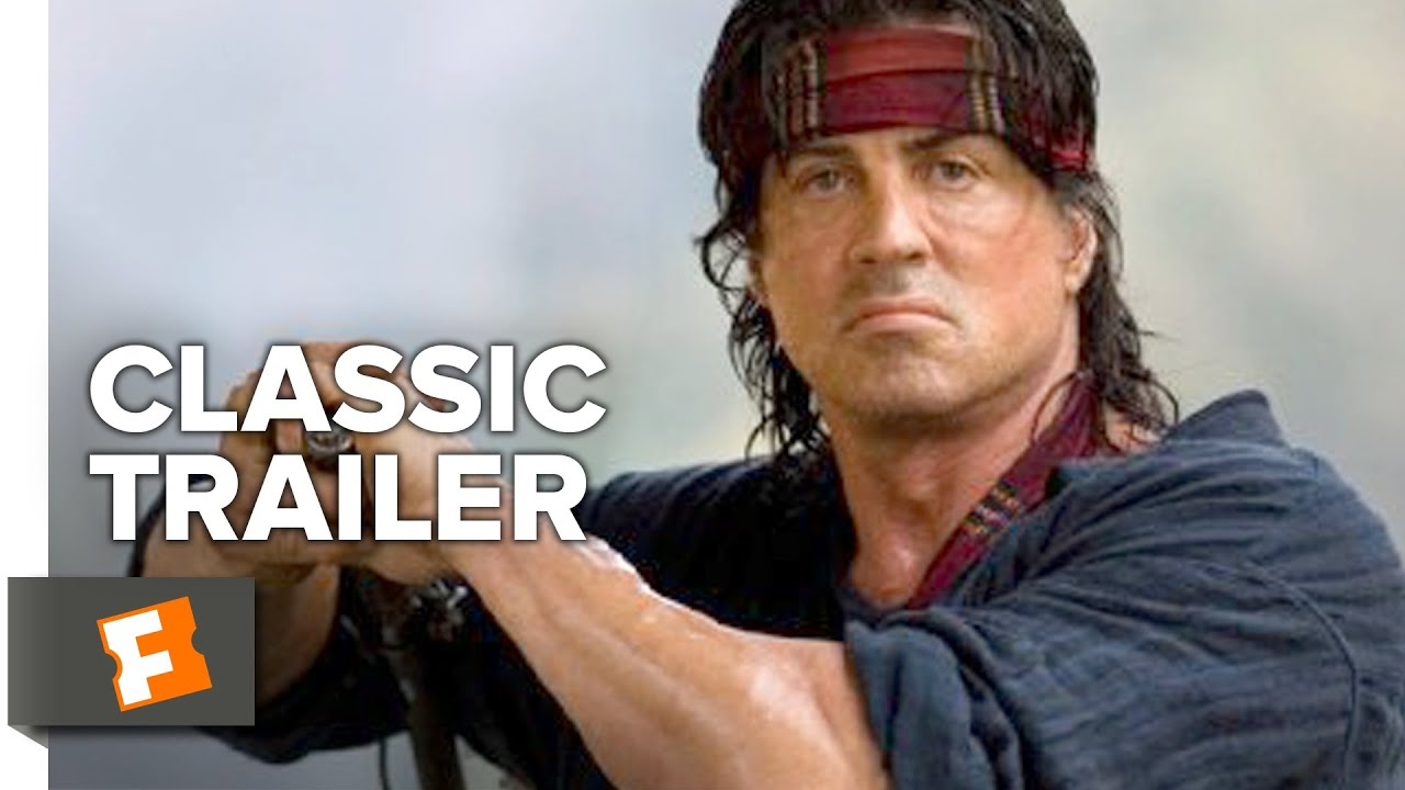 Sylvester Stallone will play again John Rambo 98