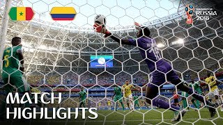 senegal v colombia - 2018 fifa world cup russia - match 48