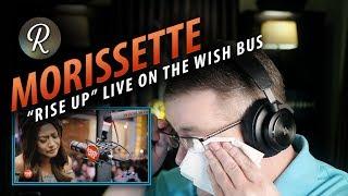 "Morissette Amon Reaction | ""Rise Up"" LIVE on Wish 107.5 Bus"