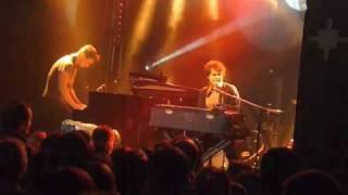 Jamie Cullum - Mind Trick (Finale) - Paris, 20 October 2009