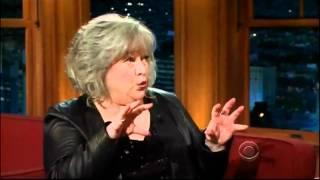 Craig Ferguson 3/20/12C Late Late Show Kathy Bates XD