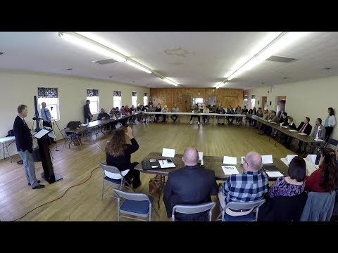 Executive Kittleman Hosts Agriculture Roundtable  February 15, 2018