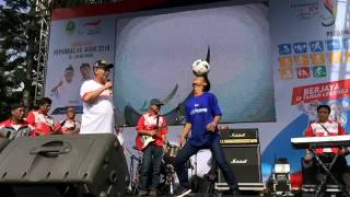 Pemenang Lomba Video #JadiJuara di PON XIX & Peparnas XV 2016 Jawa Barat 2017 Video