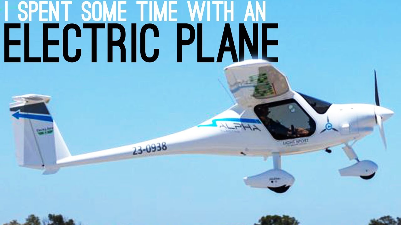 The Truth About Electric Planes