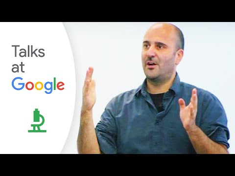 """Alfonso Davila: """"The Search for a Second Genesis of Life in the Solar System""""   Talks at Google"""