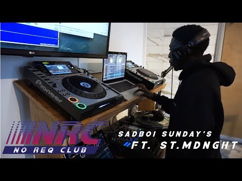 Petty Lovers on a Sadboi Sunday #NoRequestClub w/ St.Mdnght