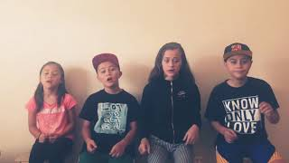 Halsey- Without Me Kids Of Leo Live A Cappella