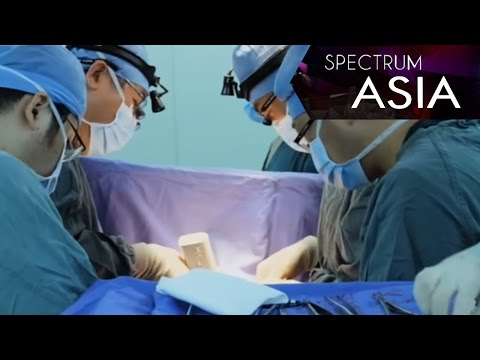 Spectrum Asia— A Pioneering Heart Surgeon 09/18/2016 | CCTV