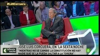 La Sexta Noche - Corcuera:
