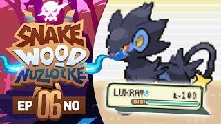 ITS LV 100 WHAT TO HECK! - Pokémon Snakewood Nuzlocke w/ FeintAttacks! Episode #06