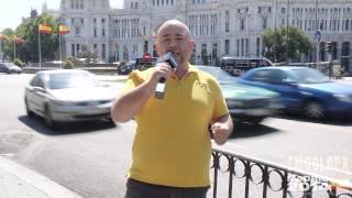EmGoldex Madrid - Stefano Secci un materiale solidissimo