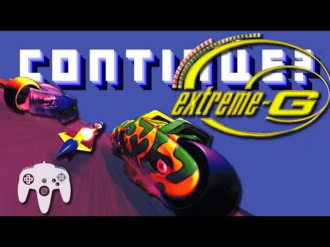 Extreme-G (N64) - Continue?