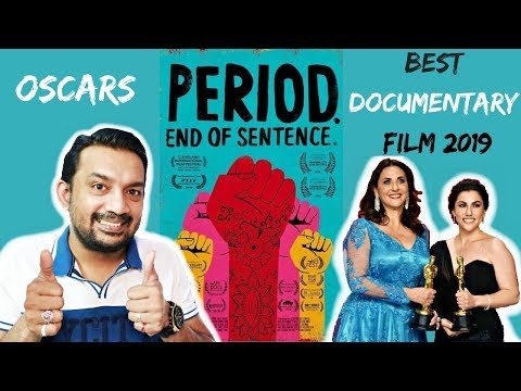 PERIOD END OF SENTENCE WINS Oscar BEST Documentary Film