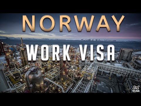 (हिंदी) Norway : Europe Country   WORK PERMIT   How to get it ?   STS Vlog