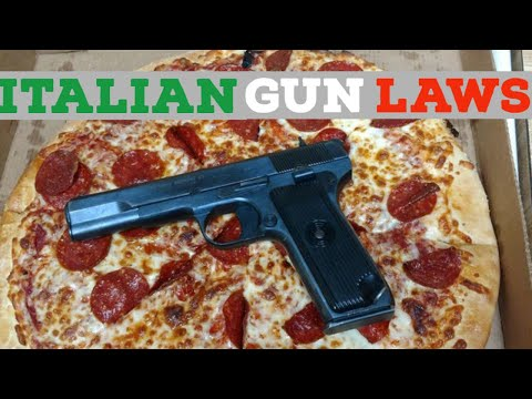 Italian Gun Laws: Better Than You Think