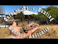Outback Exploring & Relic Hunting