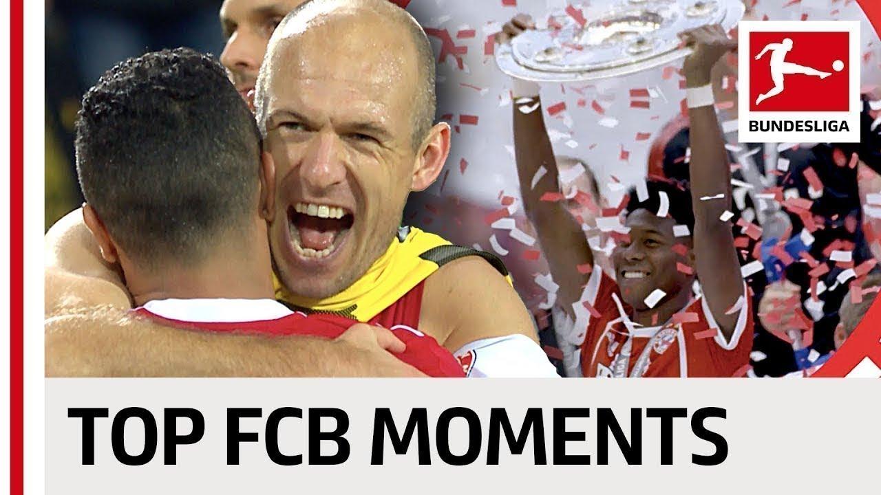 Download FC Bayern München Are Bundesliga Champions - Best Moments 2017/18