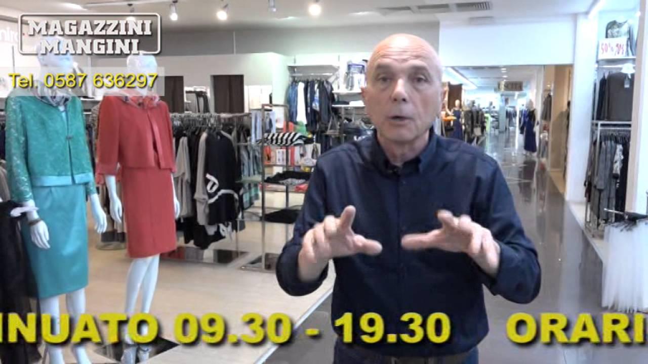 Magazzini Abbigliamento 2016 Aprile Mangini Youtube SVUMzp