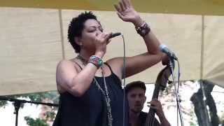 Lisa Fischer, Gimme Shelter, Brooklyn, NY 8-7-14
